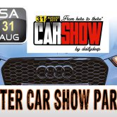After Car Show Party