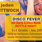 Jeden Mittwoch – DICSO Fever